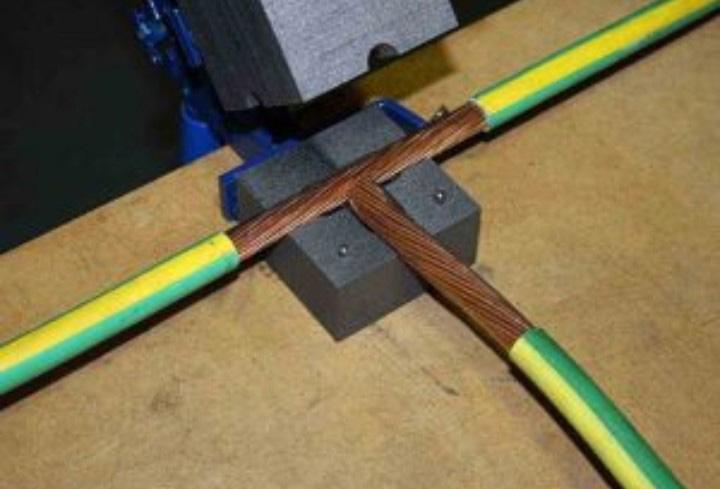 آموزش نصب سیستم ارت - 3